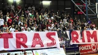Tifo Rimini Basket vs Forlì, Serie B 2015/16