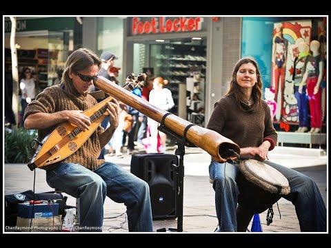 Perth Street Performer