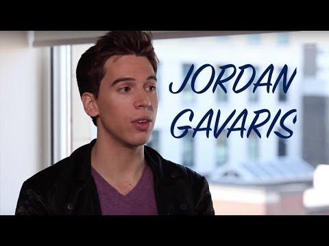 Jordan Gavaris: Five Questions