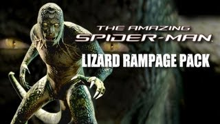 Amazing Spider-Man Game Lizard Rampage DLC