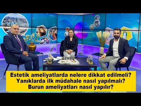 Kadinca 27.06.2021 Dr.Murat Dağdelen (Estetik ve Plastik Cerrahı), İbrahim Taş (Gazeteci)
