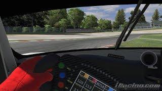 iRacing Porsche 911 RSR Imola Onboard