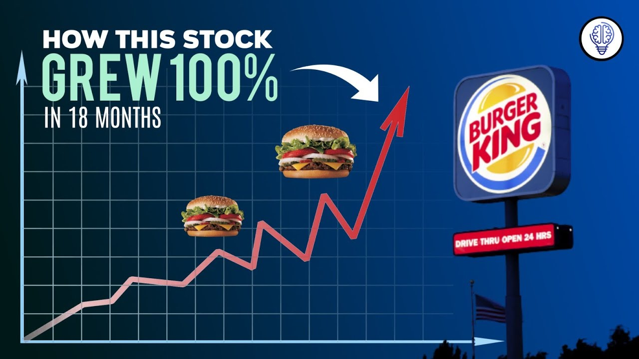 Burger King's Secret STRATEGY to compete with McDonald's: Burger Wars Ep 1