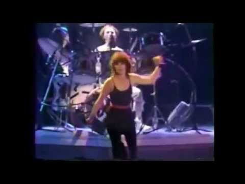 Pat Benatar - Live From Earth - Album Flash 1984