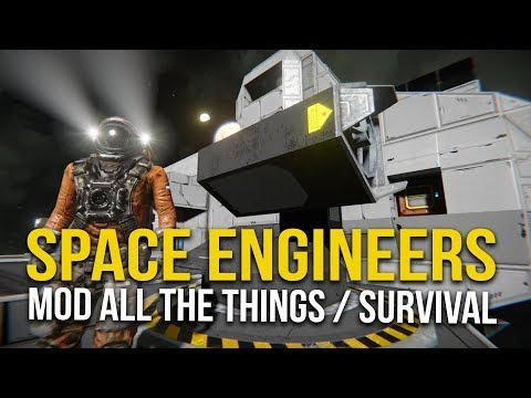 Space Engineers Sunday - On The Run From Reevers #41