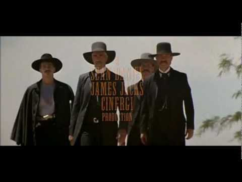Tombstone (1993) - Main movie teme