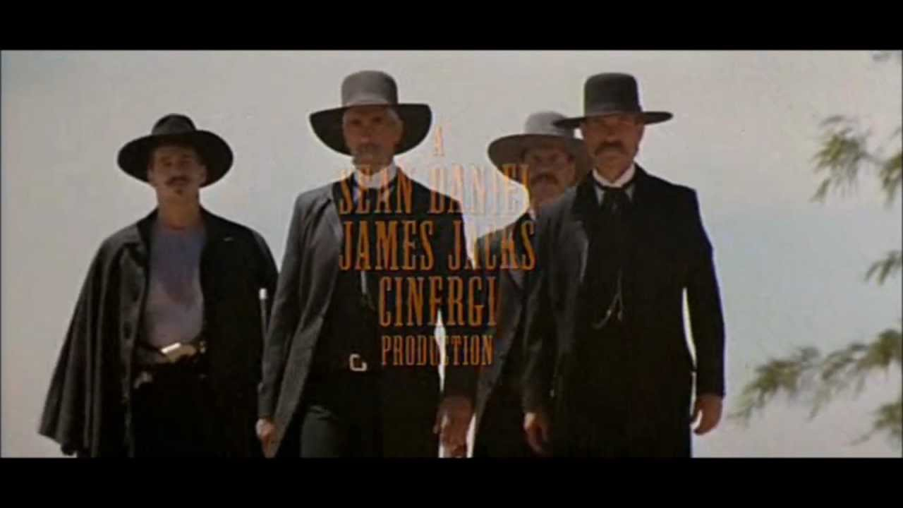 Tombstone (1993) - Main movie teme - YouTube