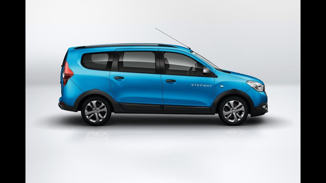 Dacia Lodgy: [2015] Dacia Lodgy Stepway