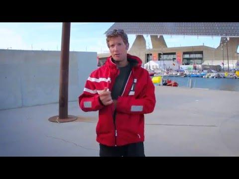 72cfa424 Ian Andrews reviews the Salt Power Jacket - YouTube