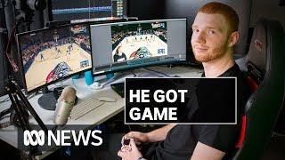 How Aussie YouTuber 'Killzamoi' became part of NBA 2K | ABC News