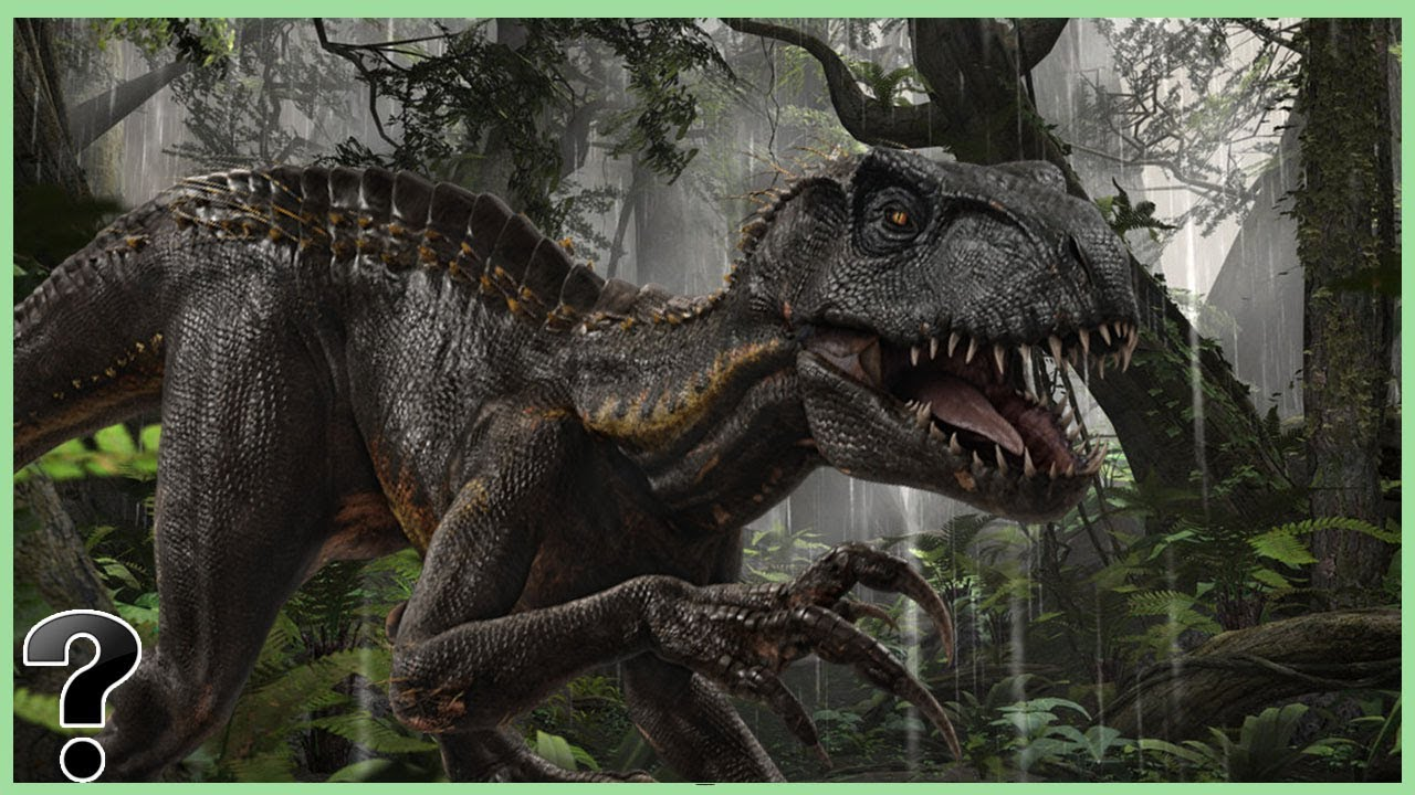 What If The Indoraptor Was Real? - YouTube