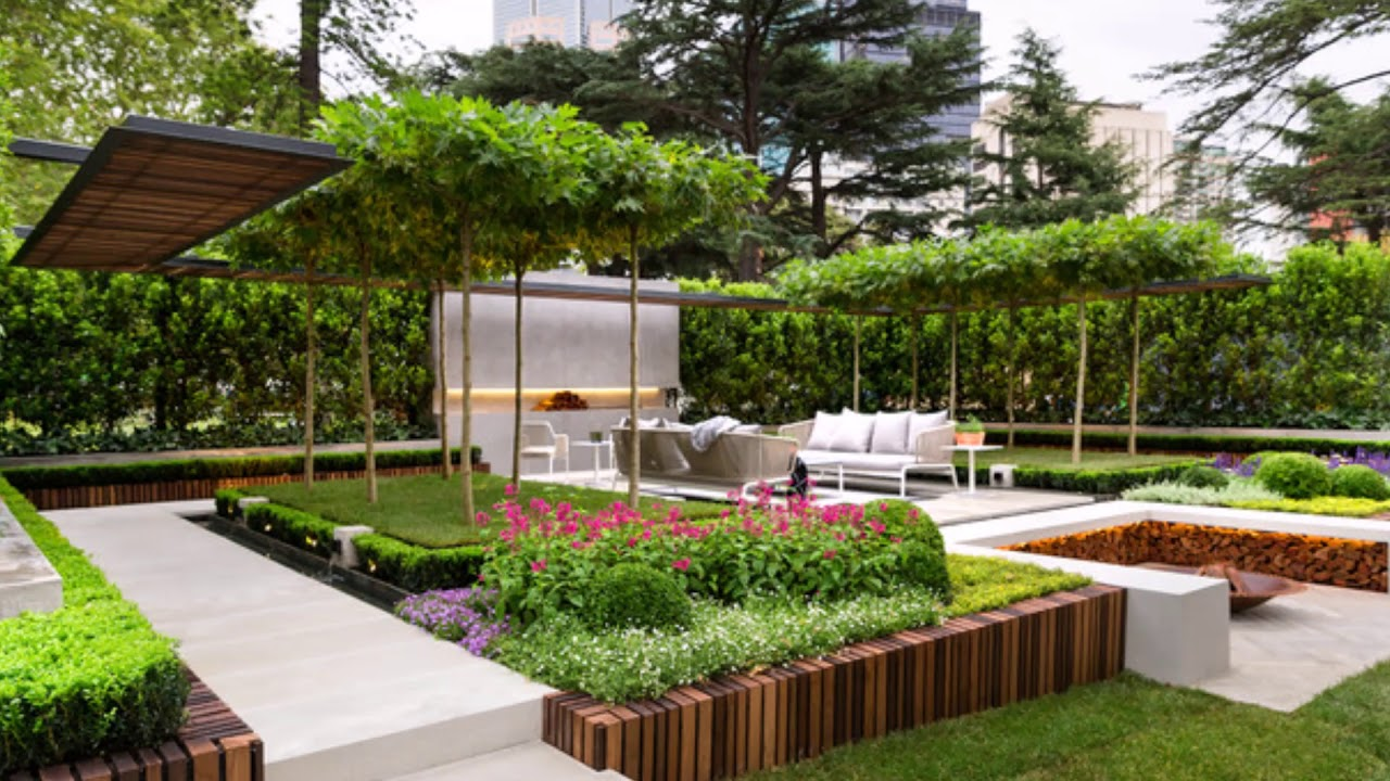 Jardines hermosos para tu casa ideas de dise o y for Ideas de casas para construir