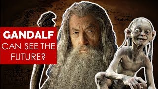 Gandalf's Prophecy about Gollum EXPLAINED [ Lord of the Rings l Tolkien ]