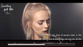 vuclip [ Vietsub + Lyrics ] Something Just Like This - Madilyn bailey ft. Alex Goot cover