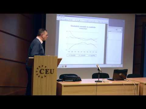 Kőrösi Gábor: A vállalati munkapiac működése 2004-2011