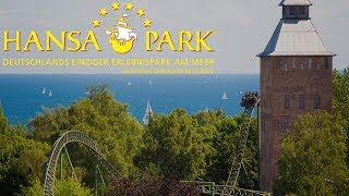 Hansa-Park Day Two Vlog May 2019