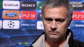 mourinho po meczu z apoel em 2