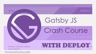 Gatsby JS Crash Course