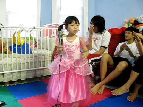 Tracy hat bai Chau yeu ba