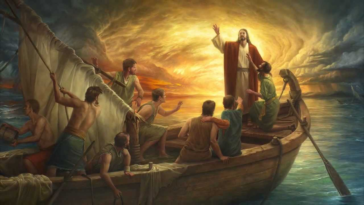 a reflection on jesus ability to calm the storm of life Tips for using lectio: guided bible reading to lead a group bible study calming the storm both stories are focused on jesus' ability as a healer.