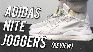 UNBOXING: UNRELEASED NITE JOGGER BOOST SNEAKERS! (Comparison to Iniki I 5923)