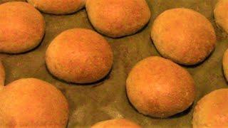 Домашние булочки с отрубями ./ Тесто рецепт./Рецепт дрожжевого теста./Рецепты для хлебопечки.