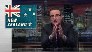 Eminem Lawsuit VS New Zealand - Best Of John Oliver