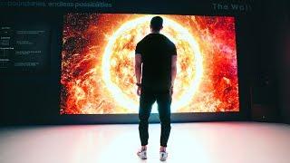 "The Massive 98"" 8K Samsung QLED TV - The BEST 8K TV of 2019!"