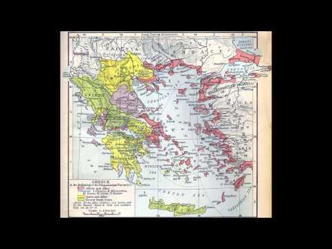 Greek Folk Music - Macedonia: Synkathistos Dance 9/8, Bagpipes