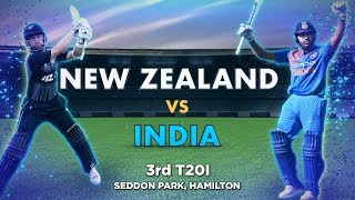 New Zealand vs India, 3rd T20I: Preview