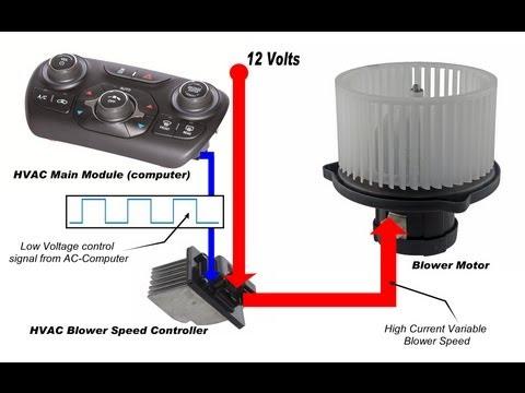 HVAC Blower Motor & Circuit