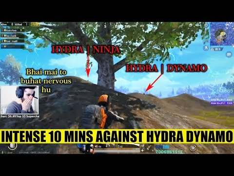 TEAM HYDRA DYNAMO IN OUR MATCH - MUST WATCH - INTENSE THEN EVER
