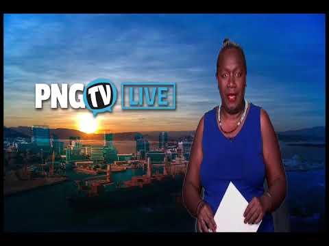 PNGTV LIVE NEWS 210518