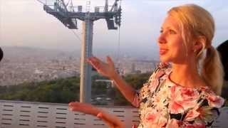 Фуникулер в Барселоне
