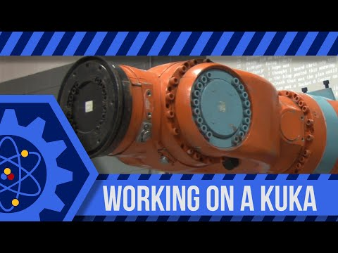 Fixing a KUKA KR-350/1 Robotic Arm: Part 1