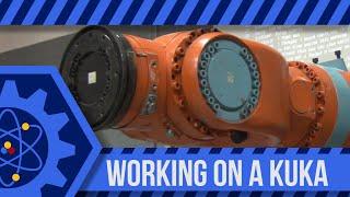 Fixing a KUKA KR-350/1 Robotic Arm: Part 1
