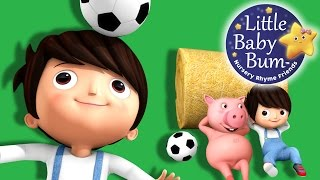 Learn with Little Baby Bum | Tom Tom The Piper's Son | Nursery Rhymes for Babies | Songs for Kids