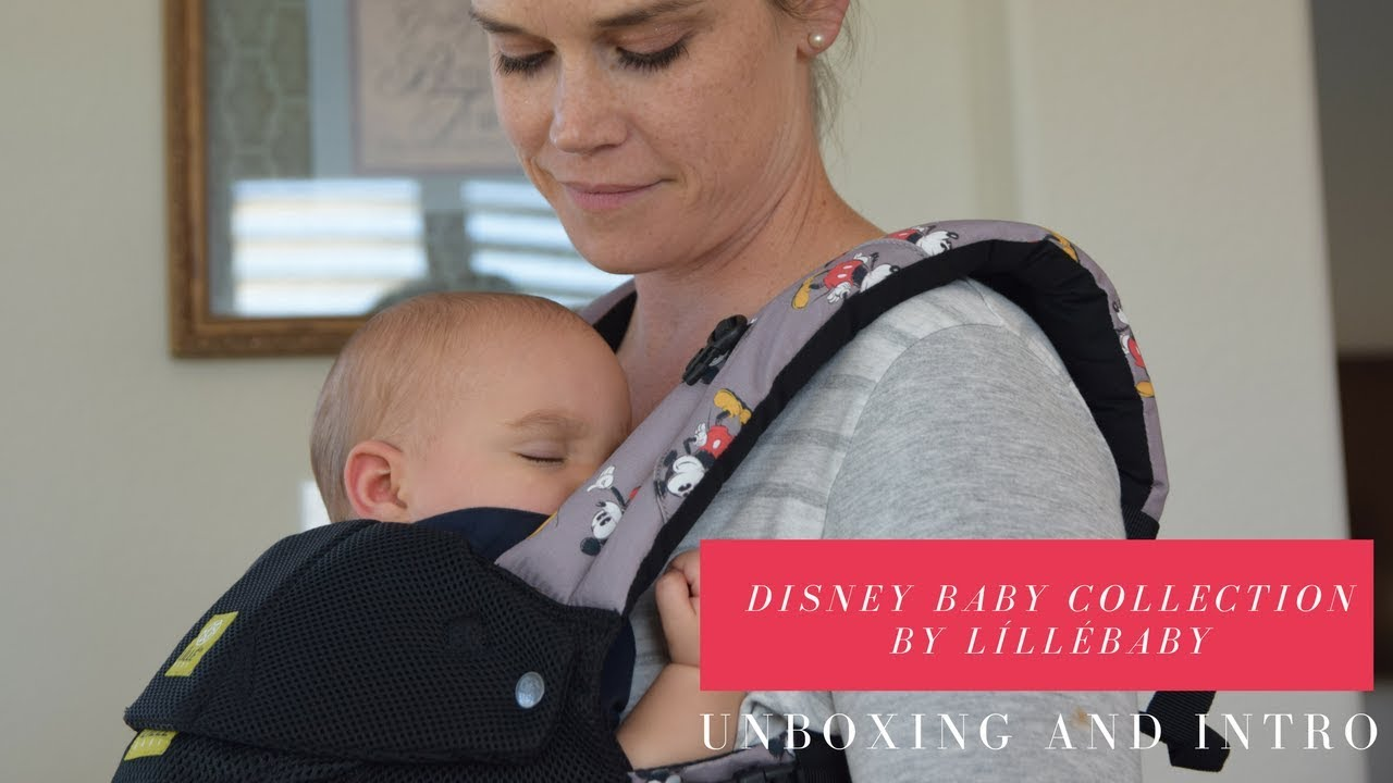 1b749616763 Disney Baby Carrier Lillebaby