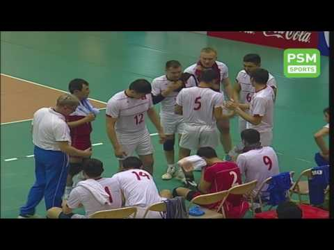 maldives vs Kyrgyzstan 1st set