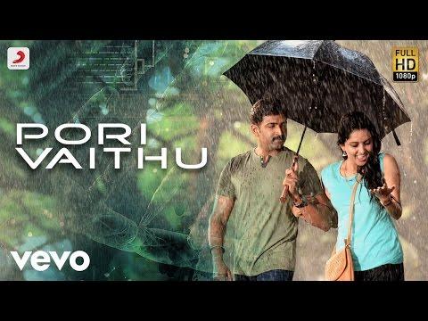 Kuttram 23 - Pori Vaithu Lyric | Arun Vijay