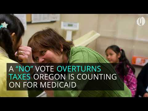 Today is the deadline to vote in Oregon's special election on health care taxes