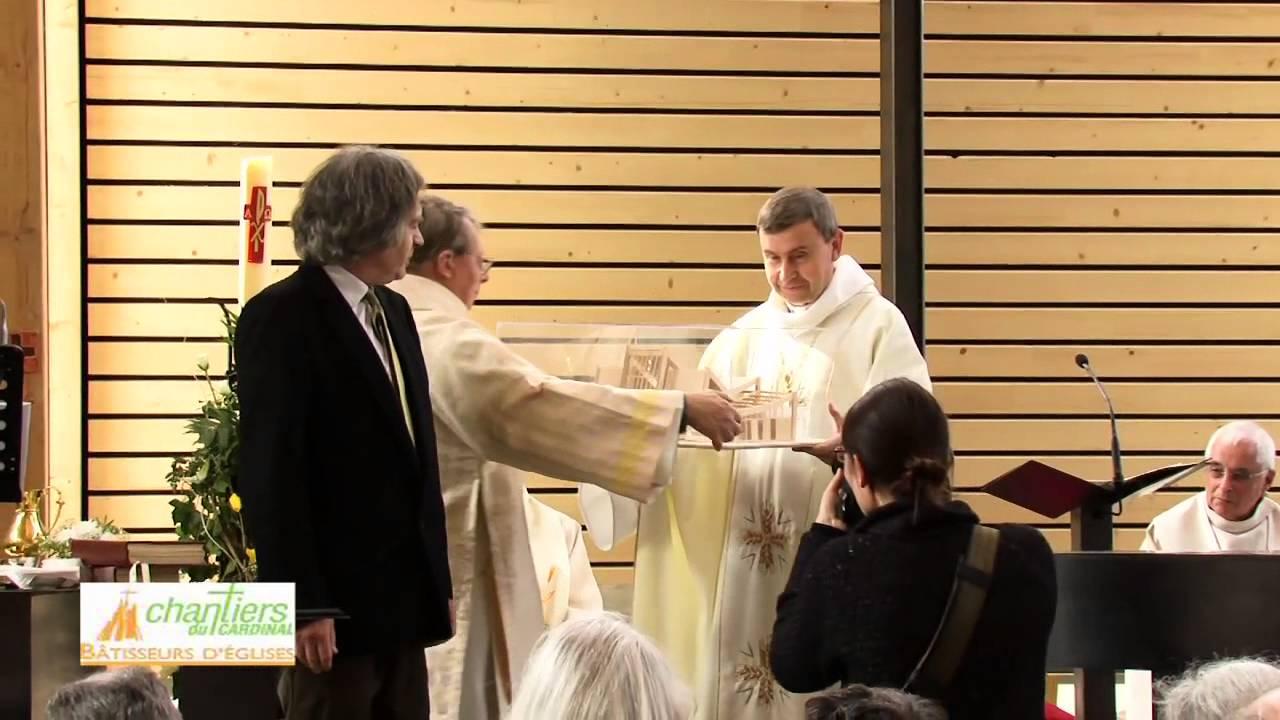 Cmp Livry Gargan intérieur consécration de la chapelle saint-joseph à livry-gargan (93) - youtube
