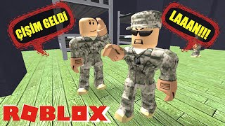 SOLDIERS WAVE WITH ME 😪 Roblox Escape Army Training Obby!