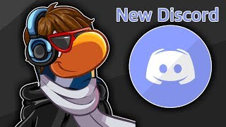 New Discord Server (Club Penguin Rewritten)