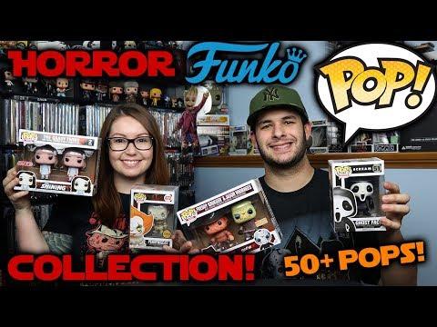 abd01706ad362 Horror Funko Pop Collection!!!