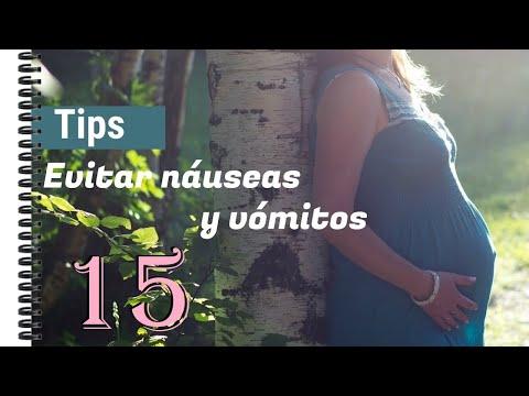 Tips embarazadas🍼 | ¿Cómo evitar las náuseas y vómitos durante el embarazo? | Maternidad Mary Martín