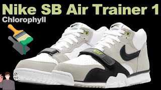 Nike SB Air Trainer 1 Chloroph…