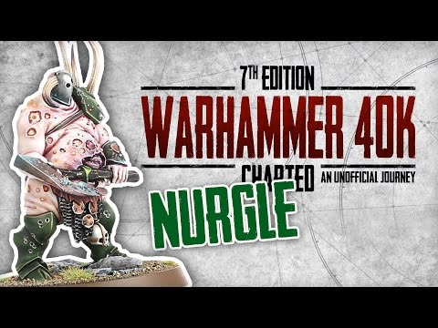 Warhammer 40K Charted: The Chaos Gods Explored - Nurgle