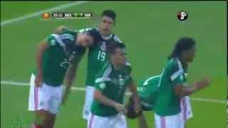 Raul Jimenez Gol Chilena   Narraciones   Selección Mexicana   México vs Panamá