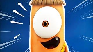Repeat youtube video Funny Animated Cartoon | Spookiz Season 1 Best Moments of Kebi 스푸키즈 | Cartoon for Children